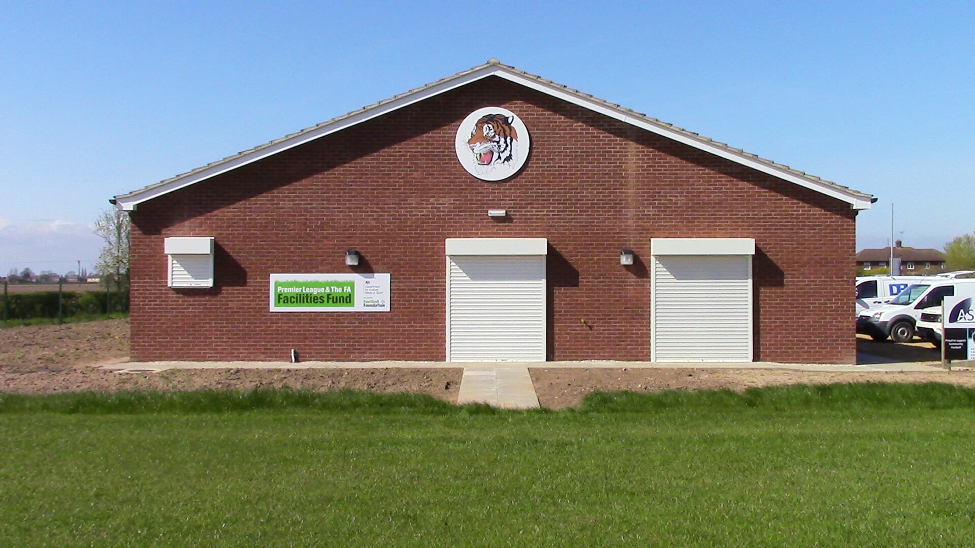 Official Handover of Holbeach United Community Sports Academy
